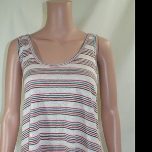 FREE  PEOPLE MULTICOLOR TANK SIZE SMALL